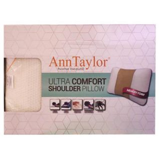 ANN TAYLOR - MEMORY FOAM PILLOW (Ultra Comfort Shoulder)