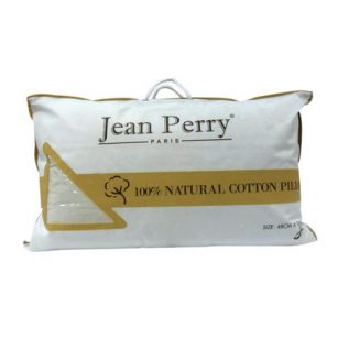 JEAN PERRY - COTTON PILLOW (Pure)
